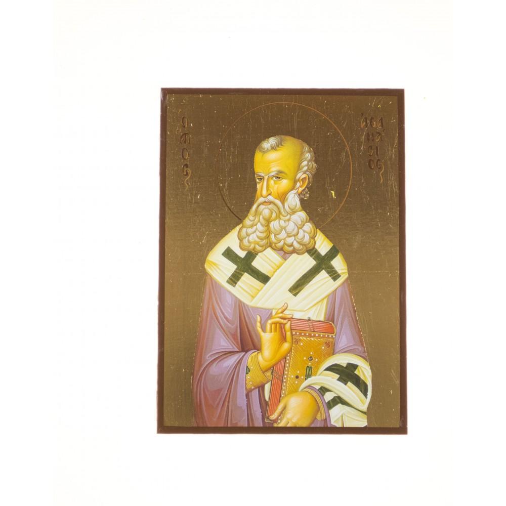 ΑΓΙΟΣ ΑΘΑΝΑΣΙΟΣ, 10 Χ 14 cm