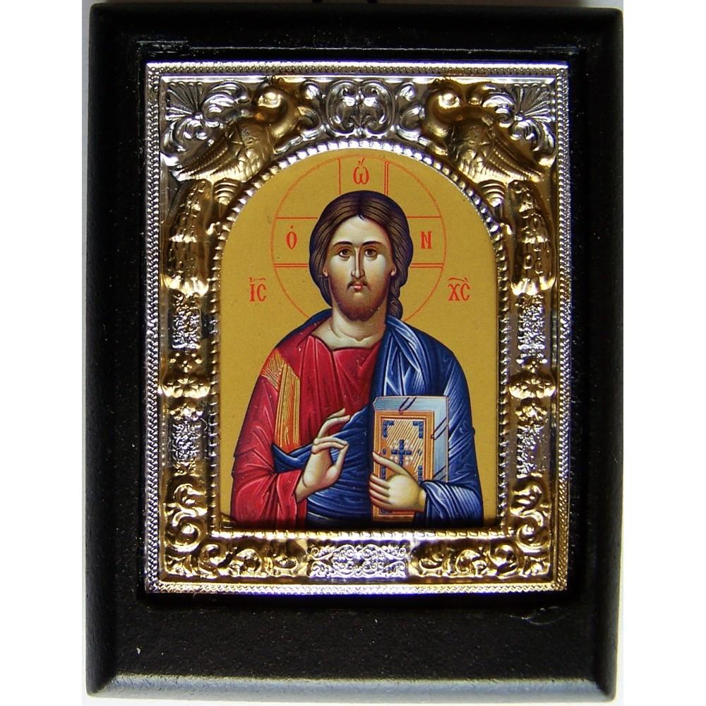 ΙΗΣΟΥΣ ΧΡΙΣΤΟΣ ΕΥΛΟΓΩΝ, ΕΙΚΟΝΑ 15,5Χ13