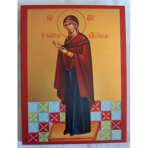 ΠΑΝΑΓΙΑ Η ΝΑΥΠΑΚΤΙΩΤΙΣΣΑ (Madonna di Lepanto), ΜΕΤΑΞΟΤΥΠΙΑ